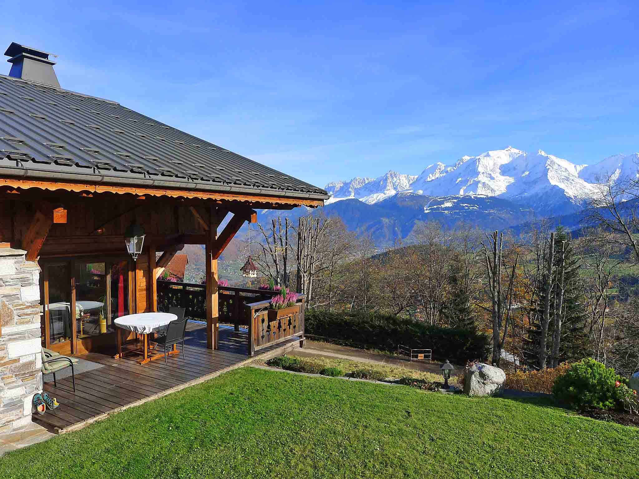 Cordon  -  Chalet 6 rooms à vendre